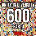 Kristofer - Unity in Diversity 600 (best of I) @ Radio DEEA (18-07-2020)