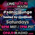 Sonic Lounge Ep. 001 from 04-18-2020 on Onuhradio.com