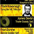 Mark Kavanagh -Tony De Vit Tribute 2FM Mix