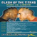 Dj Rush vs. Chris Liebing @ Clash Of The Titans - Palazzo Bingen - 31.10.2001