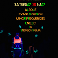 minor.Frequencies @ It Was Fluorescent 2015 Thessaloniki