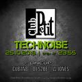 Live @ Club Petit 10/25/2019 - Techno