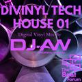 Divinyl Tech House 01