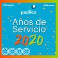 Años de Servicio 2020 - Pacifico Seguros