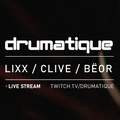 Drumatique live stream (soulful dnb selection)
