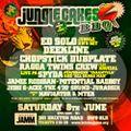 DJ ACEE JUNGLE CAKES BBQ MIX - JUNE 2019