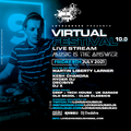 Love2House Virtual Festival 10.0 / Martin Liberty Larner / Music Is the Answer @ 9th July 2021