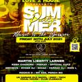 Kesh Chandra Love2House Summer Party 30.07.21 - Live DJ Set with Kesh Chandra, Rookie D & Mr Gee