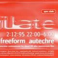Macrocosm - live at Oscillate (Que Club, Birmingham)