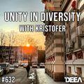 Kristofer - Unity in Diversity 632 @ Radio DEEA (20-03-2021)