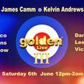 Golden Live 3! 6:6:20