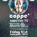 Mixmaster Morris @ Cargo 9/2012 (opening for Coppe)