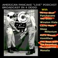 American Pancake Radioshow Podcast- From San Diego to Oslo