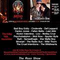 The ROXX Show Hard Rock Hell Radio 14Nov Bad Boy Eddy BubbleCinderella Fallen Mafia Kickin Valentina