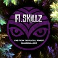 A.Skillz Shambhala Mix 2019 (Live from the fractal forest)