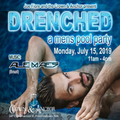 DRENCHED - Bear Week @Provincetown2019
