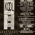 dj Eddy De Clercq @Club Mars NYC -25-05-1989 live