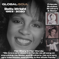 JM Global Soul Betty Wright Tribute with Interview - Friends, Buddies, Brothers & Sister
