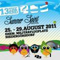 Rexus (Live PA) @ Summer Spirit Festival 13 The End - Militärflugplatz Niedergörsdorf - 27.08.2011