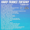 Hard Trance Tuesday 9 February 2021 - Classic and Upfront Hard Trance