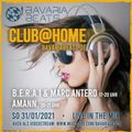B.E.R.A.I B2B MARC ANTERO (3h) / AMANN. (1h) for Club@Home (31.01.2021)