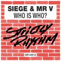 Strictly Rhythm presents Mr V's Who is Who? mix