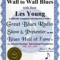 Les Young's Wall to Wall Blues, 08 February 2016