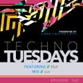 Techno Tuesdays 162 - Miah - Live