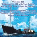 Veronica 538 American Billboard Hot 100 with Tom Collins May 31, 1974