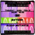 2JACK4U PRESENTS COVIL SESSIONS W/ JESTERR & ÁCIDO MUTANTE