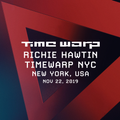 Richie Hawtin - Time Warp New York, USA 22.11.2019