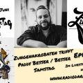 Zungenakrobaten Episode 250  mit Paddy Besser (Besser Samstag) vom 08.06.2021