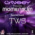 Lynsey presents Momentum Special Guest TWS