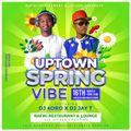 Uptown Spring Vibe Party March 16th Rafiki Lounge