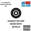 Sunday Hip Hop Show with DJ Dilla - 19th September 2021