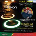The Journey Men Live Set @ Soul Fusion, Tunnel Club, Birmingham 29/02/2020