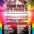 DJ Paul Coals - Essential (Manchester Pride) 2014