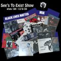 See's To Exist Show BLM Mix - show 184 - 12/6/20