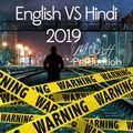 English VS Hindi 2019
