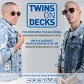 Twins On Decks Mix 26-08-2016