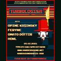 Opine Ko$insky - Turbologism Pt. XVI, 05.03.2021 @ HardSoundRadio-HSR