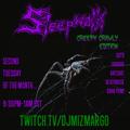 Sleepwalk-CREEPY CRAWLY 9/14