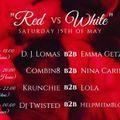 Combin8 B2B Nina Carina - Red Vs White - 15-05-21