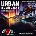 Urban Clublife with DJ Icey - 3rd May 2017