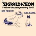 Techno Session January 2021