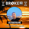 JustBeFrank 8pm Saturday 27th Feb 2021 - JustBeFrank