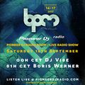 Dj Vibe - Live In The Pioneer DJ Radio Room at The BPM Festival Portugal
