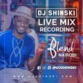Dj Shinski Live at Blend Kenya with MC Jose Part 1 [Gengetone, Afrobeat, House]