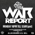 INTERVIEW with ALLAN BRANDO from SAXON & WAR REPORT