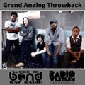 Grand Analog Throwback on Word is Bond